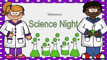 Science STEAM Parent Night Presentation Alabama