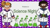 Science STEAM STEM Parent Night Presentation Alabama
