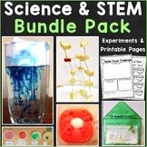 Science & STEM Bundle Pack (Apples, Water Cycle, Rainbows,