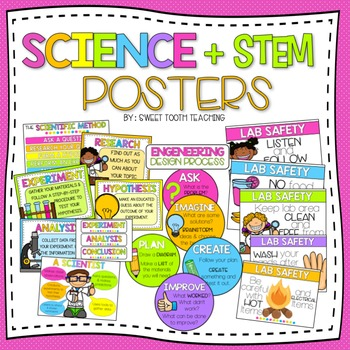 Science & STEM Posters