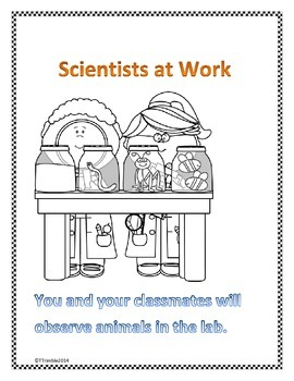 Science Safety/Science Notebook