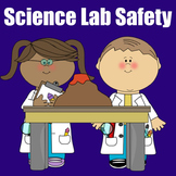 Lab Safety PowerPoint | Lab Safety Lesson | Lab Safety Activity