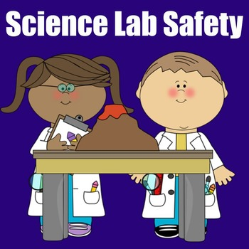 Science Lab PowerPoint | Science Lab Safety | Science Lab Lesson