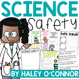 Science Safety Printables, Posters, and Activities