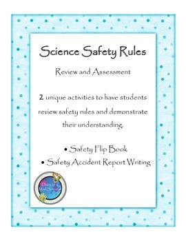 Science Safety Activities
