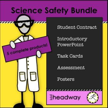 Science Safety Bundle