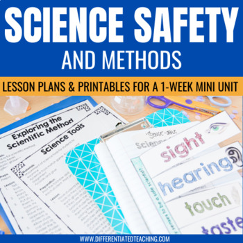 Science Safety & Methods Mini Unit