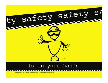 Science Safety Posters
