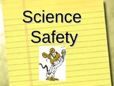 Science Safety Powerpoint