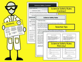 Science Safety Rules & Contract