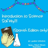 Science Safety (Spanish Edition)