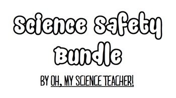 Science Safety & Tools Bundle