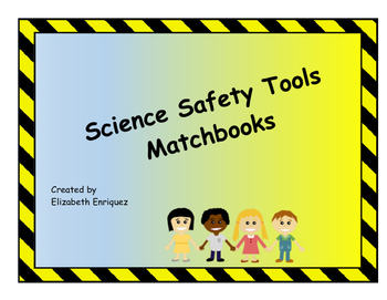 Science Safety Tools Matchbooks
