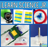 Science Safety, Tools, and Investigations {iLearn Science Jr.}