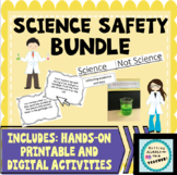 Science Lab Safety and Beginning of the Year Science Essen