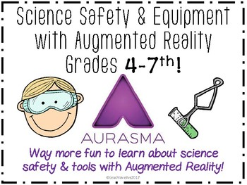 Science Safety and Equipment with Augmented Reality- Aurasma