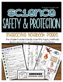 Science Safety and Protection - Interactive Notebook Pages