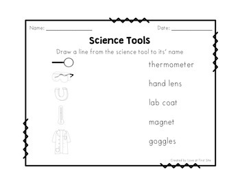 Science Safety and Tools