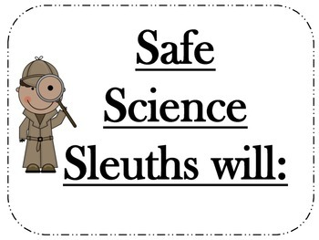 Science Safety/lab rules