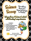 Science Scoop: Physical and Chemical Changes
