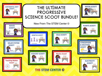 Science Scoot