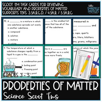 Science Task Cards / Scoot 'Ems Super Bundle