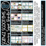 Science Task Cards / Scoot 'Ems Super Bundle