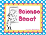 Science Scoot Game - Test Prep