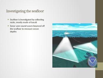 Science Seafloor Spreading