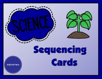 Science Sequence Cards