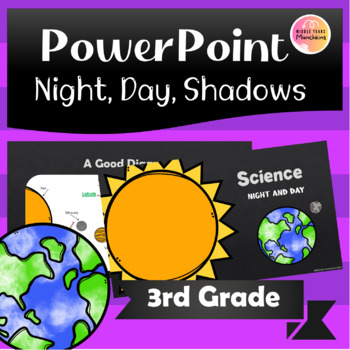 Science Night & Day PPT