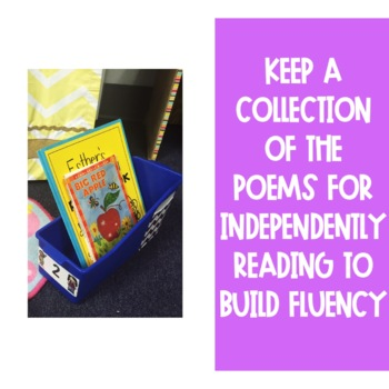 Shared Reading Poetry Bundle