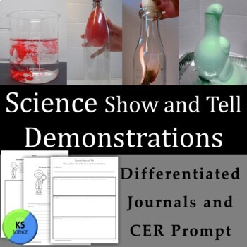 Science Show and Tell: A Growing Collection of Science Demonstrations
