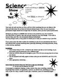 Science Show and Tell