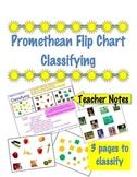 Science Skill Flipchart - Classifying
