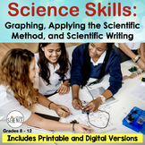 Graphing,  Scientific Method, and Scientific Writing