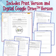 Graphing and Scientific Method | Printable and Digital Distance Learning