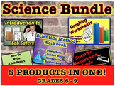 Science Skills Bundle (Scientific Method, Measurement, Lab