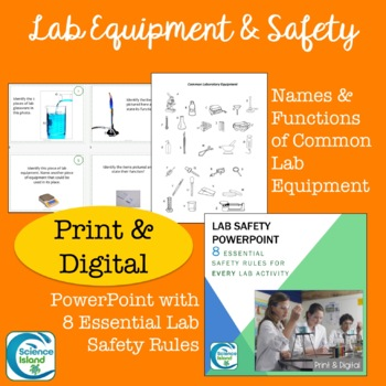 Science Skills Bundle for Back-to-School
