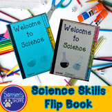 Science Skills Flip Book Activity