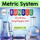 Science Skills Mega Bundle: Metrics, Measurement, Scientific Method, Graphing