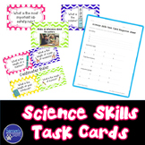 Science Skills Task Card Activity