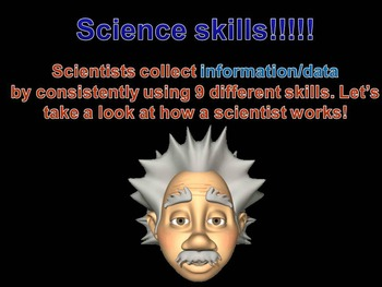 Science Skills (some animations)