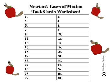 Science Sleuths: Investigate Newton's Laws of Motion