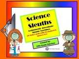 Science Sleuths:  Investigate Simple Machines