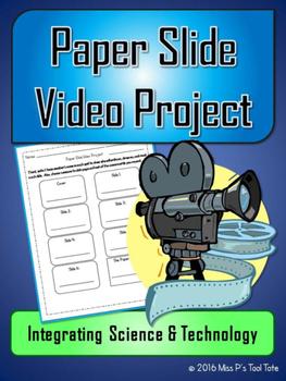 Slide Paper Video [Science]