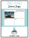 Science Snaps - Space Science Picture of the Week Activities
