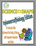 Science Snaps - Pioneers of Biology Edition