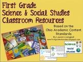Science & Social Studies Classroom Resources