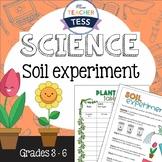 Soil experiment project